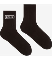 cotton sport socks black 42