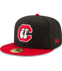 new era chattanooga lookouts ac 59fifty fitted cap
