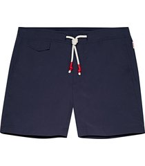 orlebar brown standard mid-length swim shorts | navy | 252191-nvy