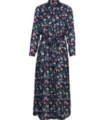 zenia robe morgonrock blå underprotection