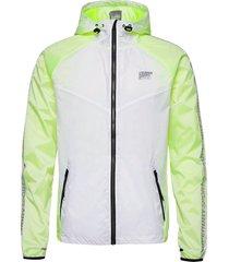 active featherweight jacket tunn jacka vit superdry