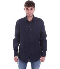 overhemd lange mouw calvin klein jeans k10k106040