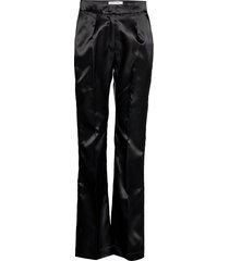 dex suit pants byxa med raka ben svart designers, remix