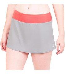 shorts saia asics club skort feminina