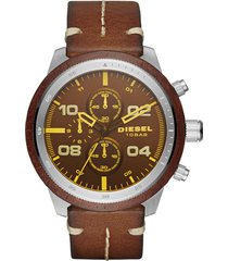 reloj diesel padlock dz4440 hombre