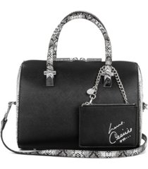 celine dion collection women's duo satchel bag