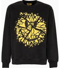 chinatown market smiley glass sweatshirt 1960004