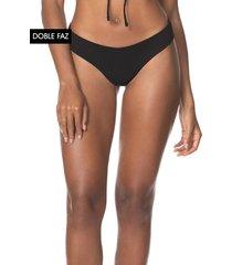 traje de baño pantie negro-multicolor maaji swimwear ebony sublime classic
