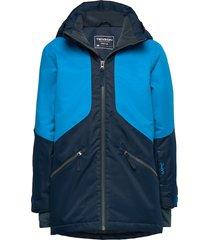mochi outerwear snow/ski clothing snow/ski jacket blauw tenson