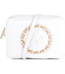 borsa a tracolla liu jo colorado n19213 e0037 off white