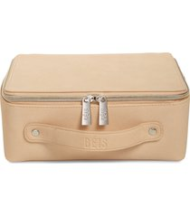 beis the cosmetics case, size one size - beige