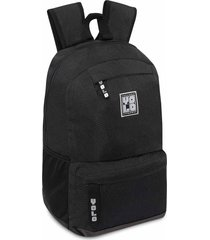 mochila alex negro para hombre croydon