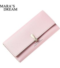 fashion women wallets female cards holder candy colors pu wallet coin purses gir