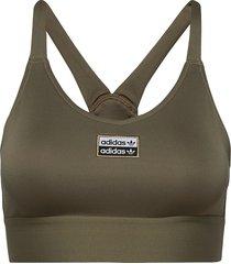 bra top lingerie bras & tops soft bras grön adidas originals