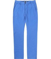 pantalon 01-azul preppy chino 100% algodón bota 19