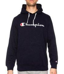 champion american classics hooded shirt m * gratis verzending * * actie *