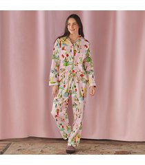 mod wonderland pajamas