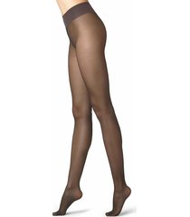 calzedonia - 40 denier sheer tights, m, brown, women