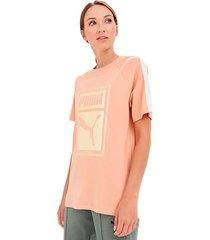 camiseta - natural - puma ref : 57742644