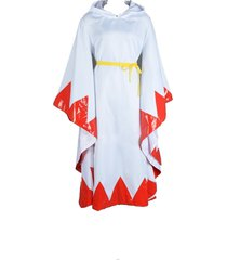 final fantasy white mage cosplay costumemen halloween carnival outfit