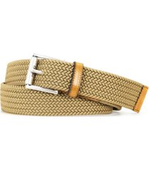 hugo men's gabi woven belt
