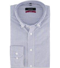 overhemd seidensticker modern fit gestreept