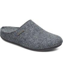 cilla slippers tofflor grå shepherd