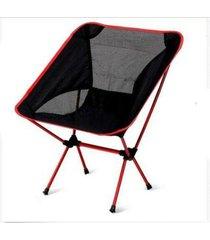cadeira dobrável camping pelegrin portátil