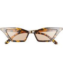 bp. cat eye sunglasses in tortoise at nordstrom