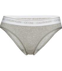 bikini trosa brief tanga grå calvin klein