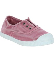 zapatilla algodón madrid rosa hush puppies