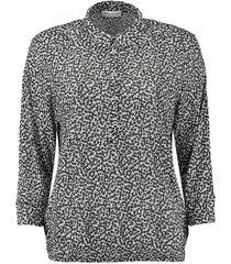 blouse jersey gebroken wit