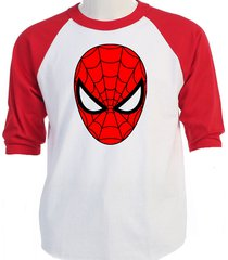 """spider-man, """"face"""" classic, cool, b-ball sizes s-3xl, t-shirt,sizes s-5xl, t-113"""