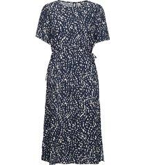 ihvera dr15 dresses everyday dresses blå ichi
