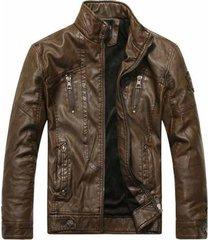 men antique brown biker leather jacket, biker leather jacket men