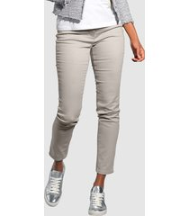 push-up-jeans alba moda ecru