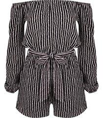 lofty manner jumpsuit cherilyn black