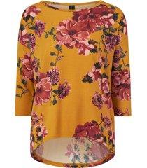 tröja vmmalena 3/4 blouse exp color