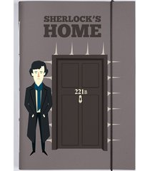 sketchbook sherlock's home