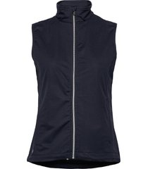 lds lytham softshell vest vests padded vests blauw abacus