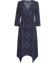 abito con punte al fondo (blu) - bodyflirt