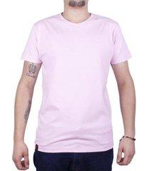camiseta gola redonda básica masculina - masculino