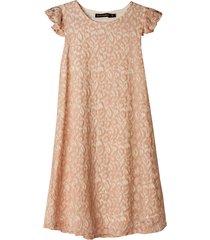 vestido dariela rosa mapamondo