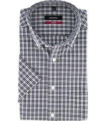 overhemd seidensticker korte mouw modern fit