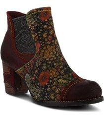 l'artiste melvina booties women's shoes