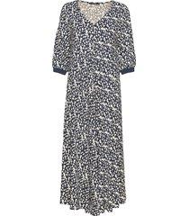 shade alfrid dress knälång klänning multi/mönstrad bruuns bazaar