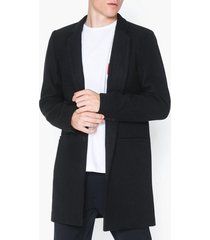 only & sons onsmaximilian wool trench coat otw jackor svart