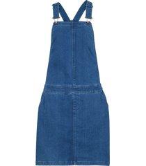 salopette di jeans ultra morbida (blu) - john baner jeanswear