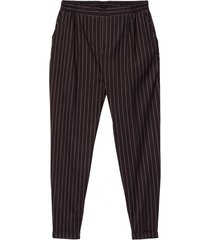 10 days dames broeken lange-broek zwart