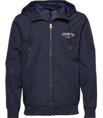 harvey jacket outerwear jackets anoraks blauw lexington clothing